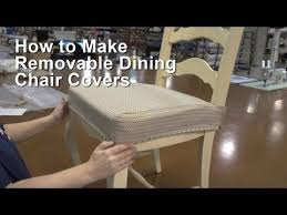 how to make a kitchen chair seat cover do it yourself advice