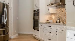 Remodeled Kitchens With White Cabinets Awesome Decoration
