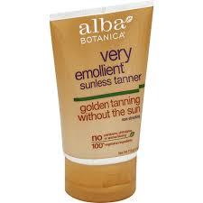 Alba Botanica™ <b>Sunless Tanner 4 oz</b>. Tube | Shop | BevMo