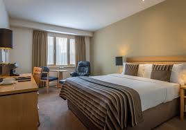 Accommodation Dublin City Centre Grand Canal Hotel - Double bedroom