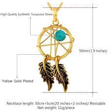 collare native american dream cather pendants men turkey stone jewelry gold silver color archive org