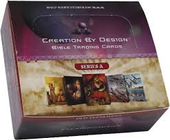 Trading Card Design My Bible Cards Old Testament Series A Collectible Trading Cards