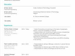 Full Resume Template Singular Format Resume Templates It Mid Level V24 Of Pdf File Example 20