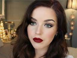 makeup by annalee old hollywood glamour makeup tutorial