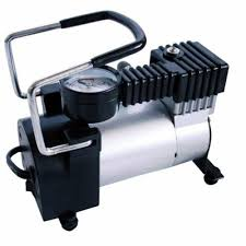 Dedeman Pompa Auto Electrica Metalica Pentru Anvelope Rogroup 12v