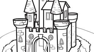 Small Picture Castle Colouring Pages Princess Castle 20468 Bestofcoloringcom