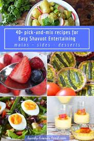 You should also try to schedule relaxation time for after your therapy. 40 Of The Best Make Ahead Recipes For Easy Shavuot Entertaining Family Friends Food