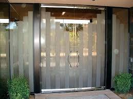impact exterior door glass exterior doors for home modern front door modern exterior door modern wooden