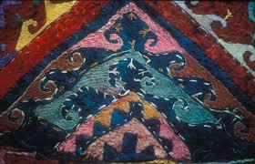 abstract felt across eurasia