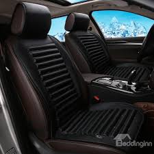 51 business patterns with air cooling system single heated seat cover