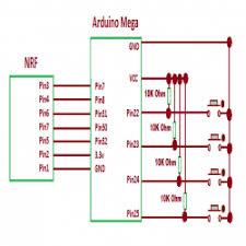 atmega u based wireless usb keyboard engineersgarage circuit diagram 2