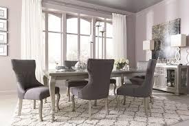 diningroomsoutlet reviews. coralayne 7-piece rectangular extension dining set in silver diningroomsoutlet reviews i