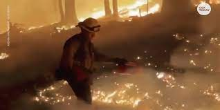 Dixie Fire, Bootleg Fire fought by ...