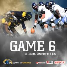 Kent State Athletics Blog Football Live Blog At Toledo
