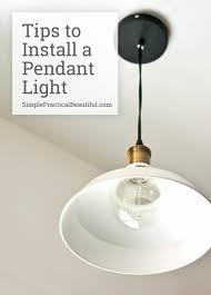 install lighting fixture. How To Install Lighting Fixtures. Diy Replace Ceiling Light Fixture Fixtures