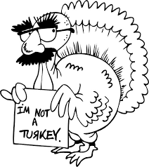 Small Picture Thanksgiving Coloring Page Turkey in Disguise