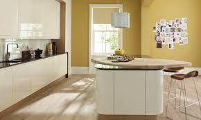 Second Nature Kitchen Doors Modern Curved Kitchens Designer Curved Fitted Kitchens