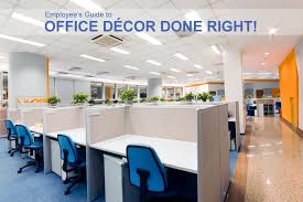 the employee s guide to office décor done right
