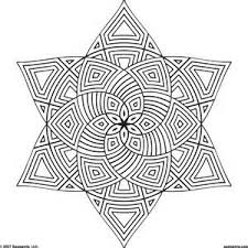 Small Picture Stunning Geometric Patterns Coloring Pages Images New Printable