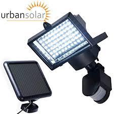 Amazoncom 6 Pack Deal  Outdoor Solar Gutter LED Lights  White Solar Pir Utility Light