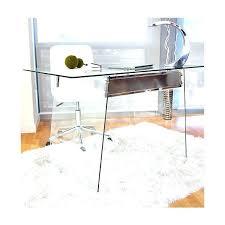 home office desks modern. Modern Glass Office Desks For Home  Desk Furniture Intended