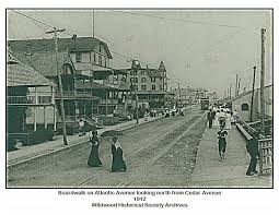 Did You Know The City Of Wildwood Laid Its First Boardwalk