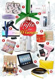 Christmas gift ideas for the lady in your life