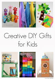 Creative DIY Gifts For KidsChristmas Diy Gifts For Kids