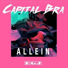 Capital Bra Allein Lyrics Genius Lyrics