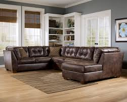 U Shaped Couch Living Room Furniture Appealing Living Room Furniture With Wooden Flooring And Grey Wall