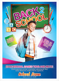 School Poster Designs School Poster Template 8 Free Psd Vector Ai Eps Format Download