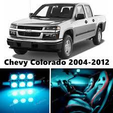 2004 Chevy Colorado Dome Light Amazon Com 11pcs Led Premium Ice Blue Light Interior