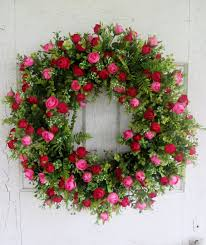 summer wreaths for front door15 Colorful Handmade Summer Wreath Ideas To Refresh Your Front
