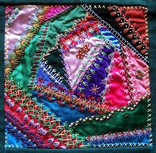 Ponad 1000 pomysÅ?ów na temat: Crazy Quilt Tutorials na PintereÅ?cie ... & How+to+Make+Crazy+Quilt | ... started this quilt Adamdwight.com