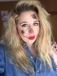 scarecrow makeup scarecrow party scarecrow face makeup tutorials costume