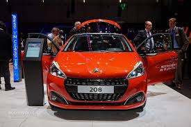 2018 peugeot 208 gti. exellent peugeot allnew peugeot 208 coming in 2018 with electric powertrain throughout peugeot gti e