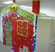 christmas decorating ideas for office. Cubicle Christmas Decorating Captivating Office Decorations Design Funny Ideas For A