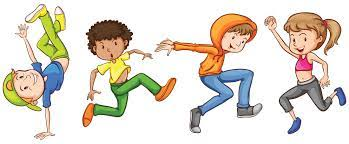 Dance Cards - Literature Enhanced Physical Education