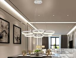 dining room lamp. Modren Room Led Contracted Sitting Room Lights Creative Personality Dining Lamp  Acrylic Lamps And Lanterns Is Circular Pendant  9 Ceiling Light Shades  Throughout R