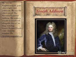 addison s prose style academyacademy
