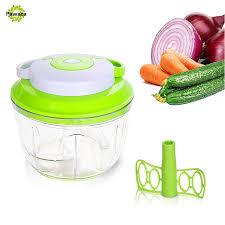 pawaca easy pull manual food chopper vegetable slicer dicer hand