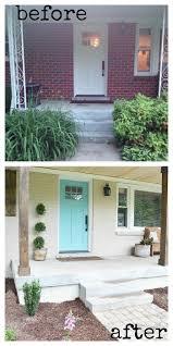 Best  Home Exterior Makeover Ideas On Pinterest Brick - Exterior house renovation