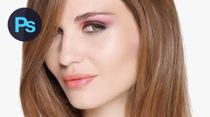 learn how to add digital makeup in adobe photo dansky