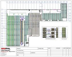 pick tower layout