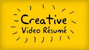 ... Luxury Design Video Resume 9 Creative Video Resume ...