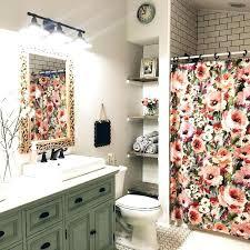 excellent bathtub shower curtains girl bathroom shower curtain best bathroom shower curtains ideas on shower little