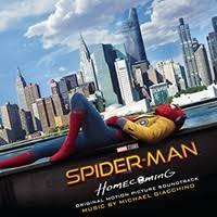 Soundtrack : <b>Spider</b>-<b>Man</b>: <b>Homecoming</b> - Record Shop Äx