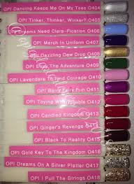 Opi Gel Nail Polish Colors Chart Opi Gelcolor Lovers Holiday 2018 Nutcracker Collection In