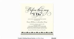 Couple Wedding Shower Invitations Couples Wedding Shower Invitations Couples Wedding Shower