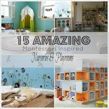 15 outstanding montessori playrooms nurseries disney baby